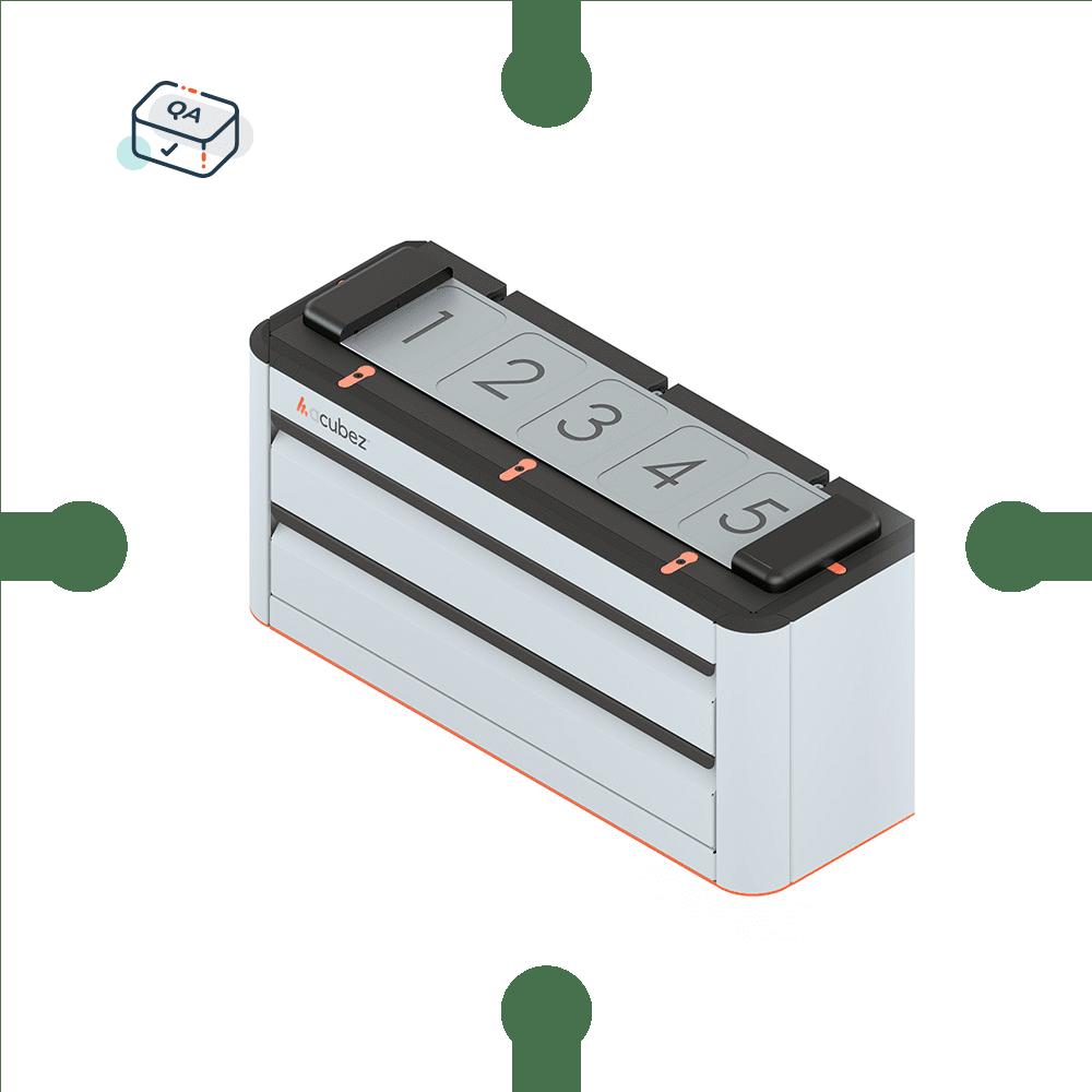 acubez™ QA Cube