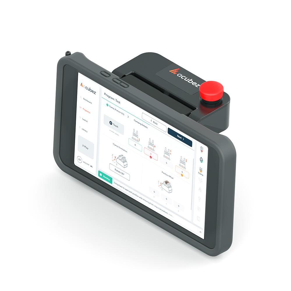 Acubez™ Touch GUI