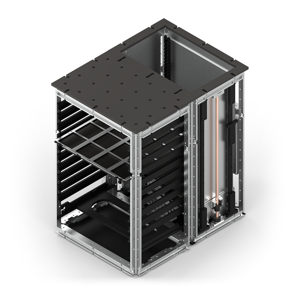 Acubez™ LiftCube 400 with StorageCube400