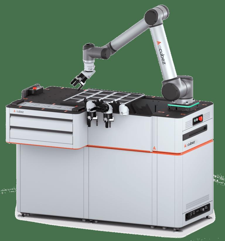Acubez™ 1400+ | Modular Automation Platform