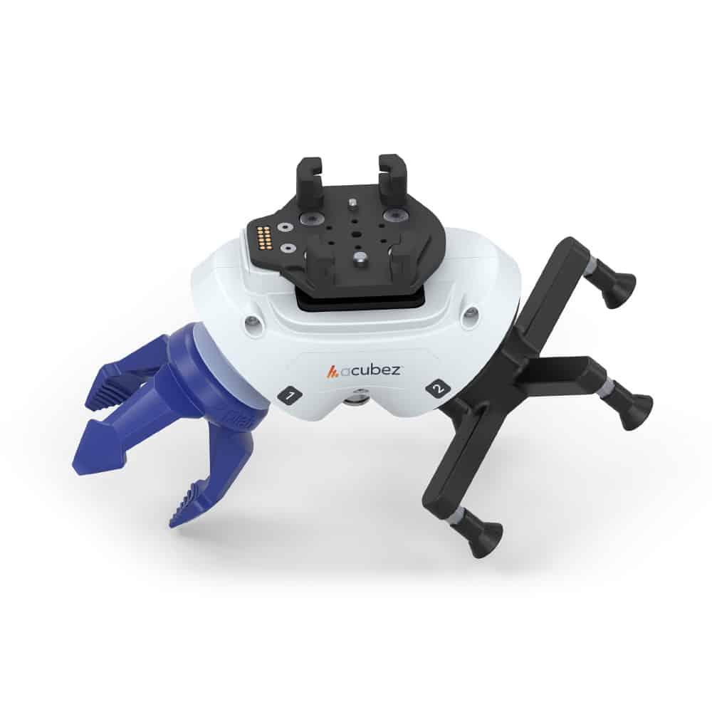 Acubez™ Dual Vacuum Gripper