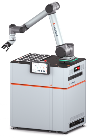 Acubez™ 800+ | Modular Automation Platform