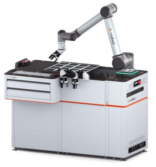 Acubez™ 1400+   Modular Automation Platform